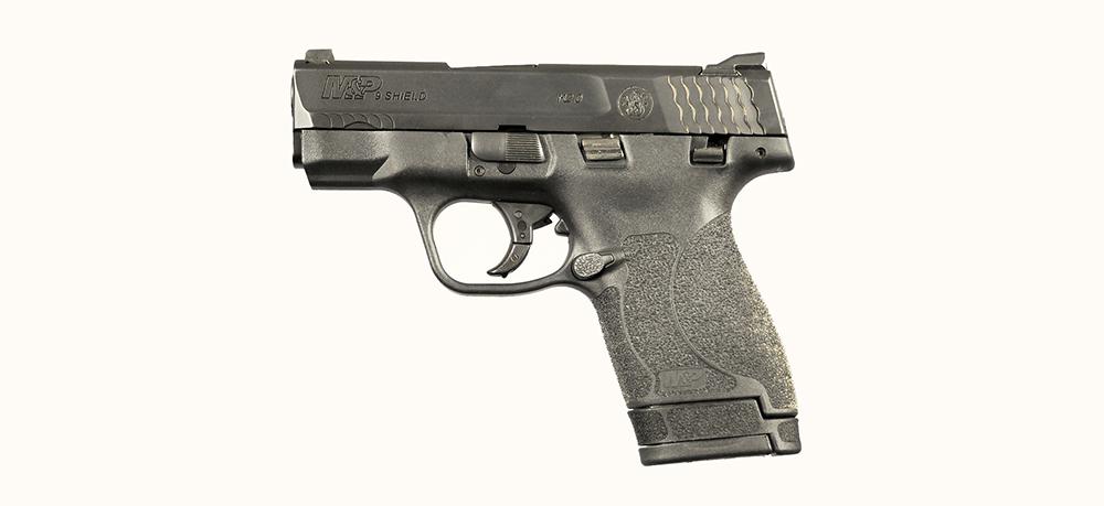 Smith & Wesson M&P 9 Shield Pistol - $480